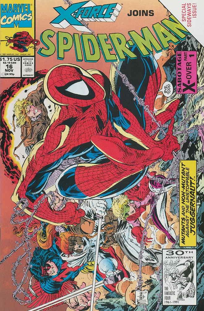 Read Online Spider-Man (1990) #16 ebook