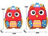 MODARANI Childlike Mini Owl Printed Nursery School