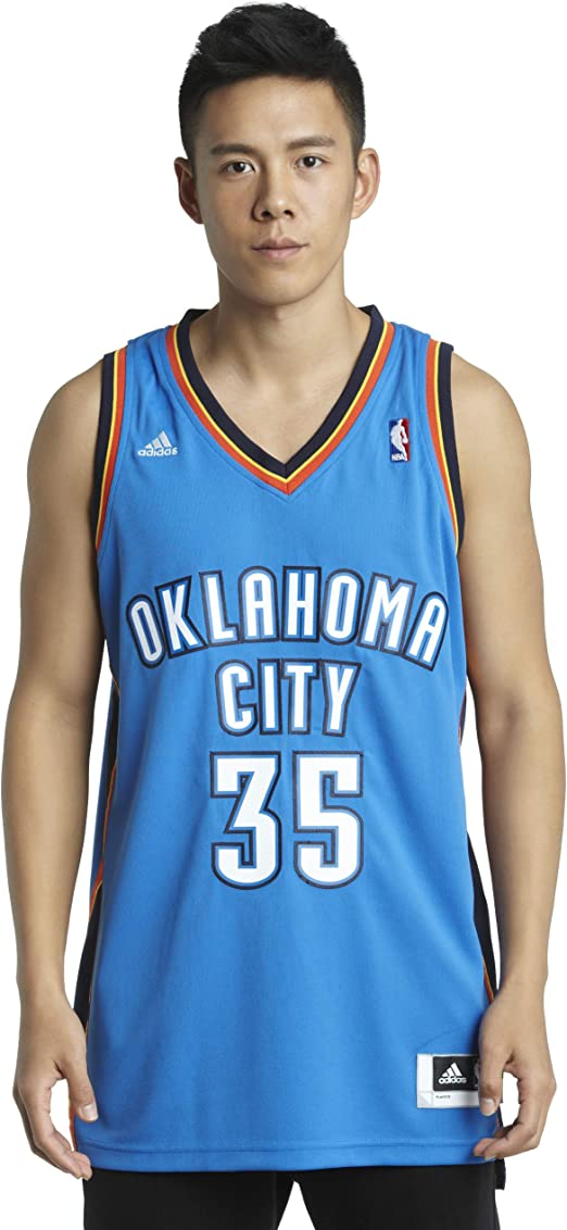 Maillot Adidas NBA Swingman Oklahoma City Thunder Kevin