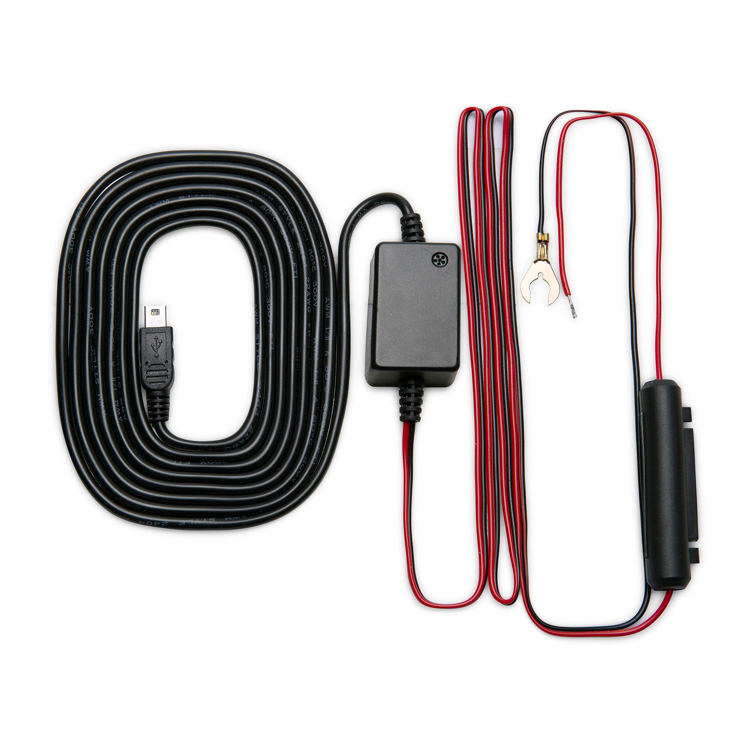 Spytec Mini USB Hardwire kit for GPS Tracker with Fuse Holder for Continuous Vehicle Tracking. by Spy Tec