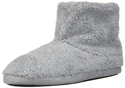 19211e77b42f Dearfoams DF Women s Pile Bootie Slipper