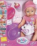 Lansay - 23455 - Poupée - Baby Born Interactif