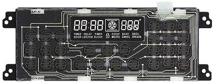 Frigidaire 316418701 Junta de Control de horno gama/estufa/horno