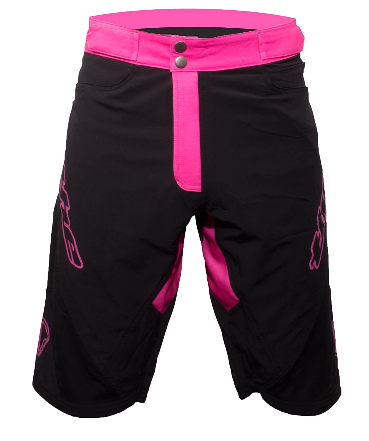 THE Industries Tek 2 Adult Lightweight BMX and MTB Shorts VSI Products