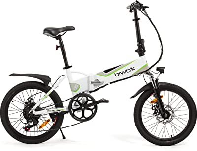 BIWBIK Traveller Folding Electric Bike