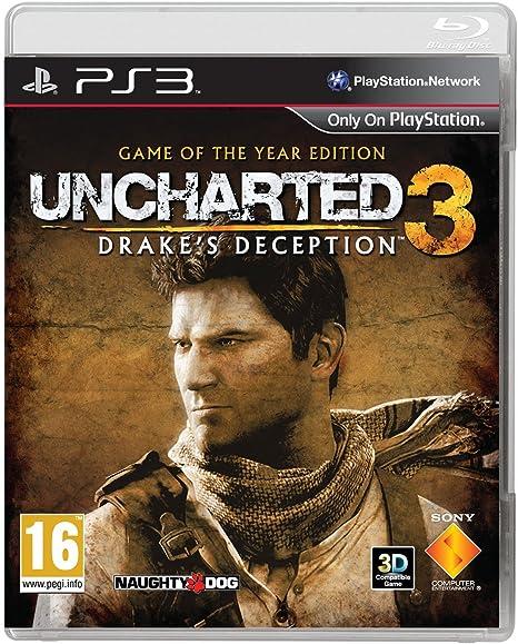Uncharted 3 DrakeS Deception: Game Of The Year - Importado: Amazon.es: Videojuegos