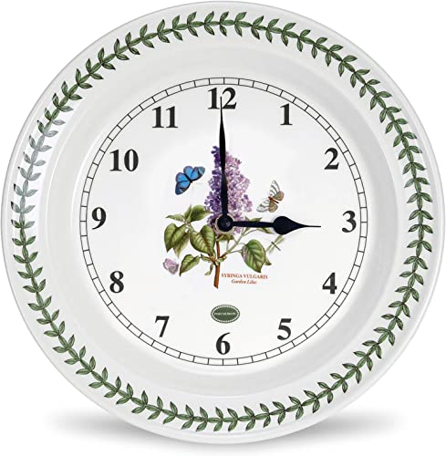 Portmeirion Botanic Garden Kitchen Wall Clock