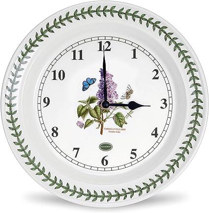 Portmeirion Botanic Garden Kitchen Wall Clock Kitchen Dining Amazon Com