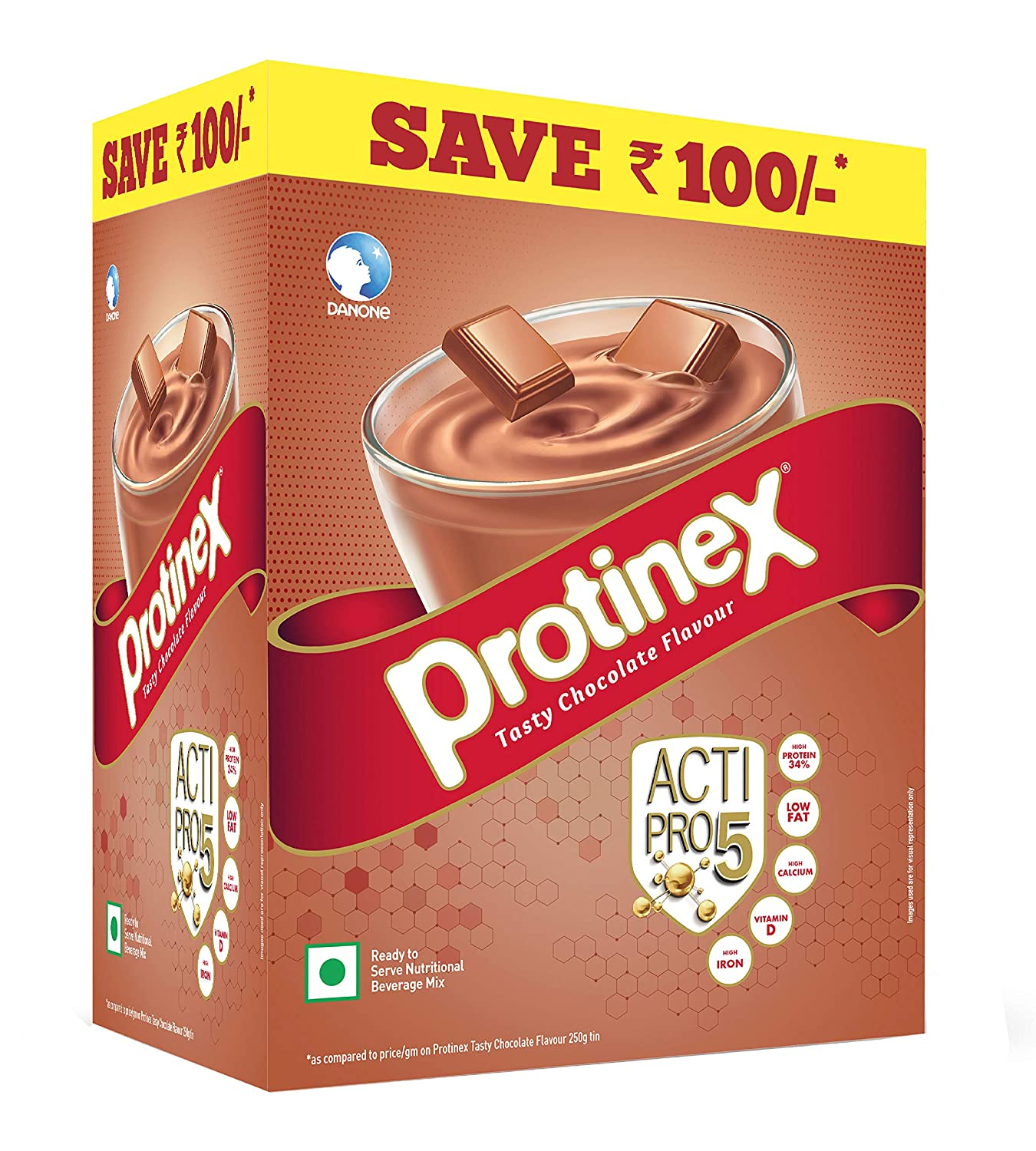Protinex Tasty Chocolate INGREDIENTS