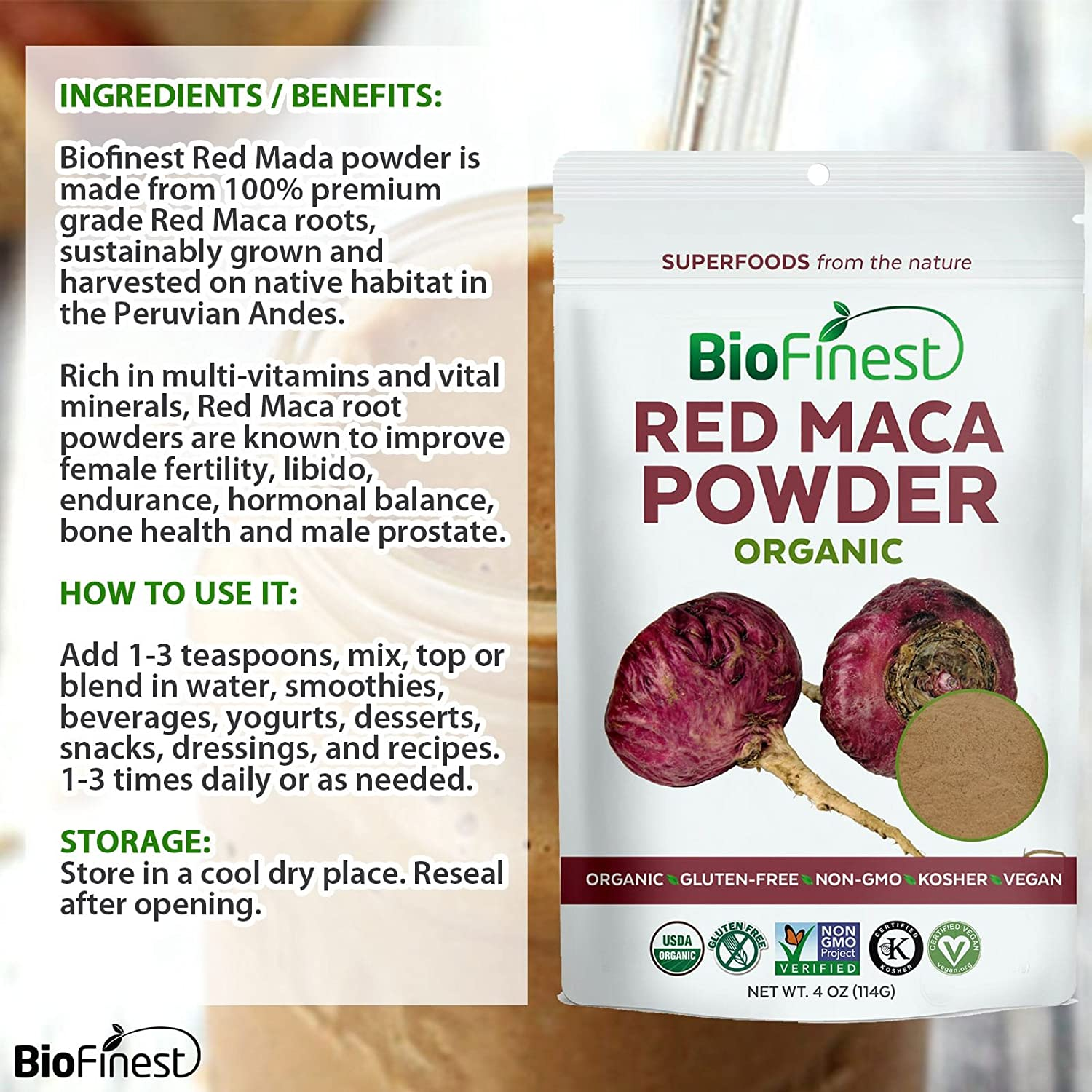 How to Use Maca Powder How to Use Maca Powder new pictures