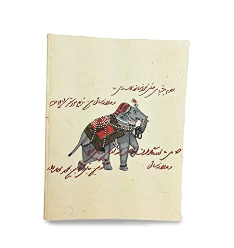 Fair Trade Elephant Queen Photo Album With 20 Plastic Wallets For