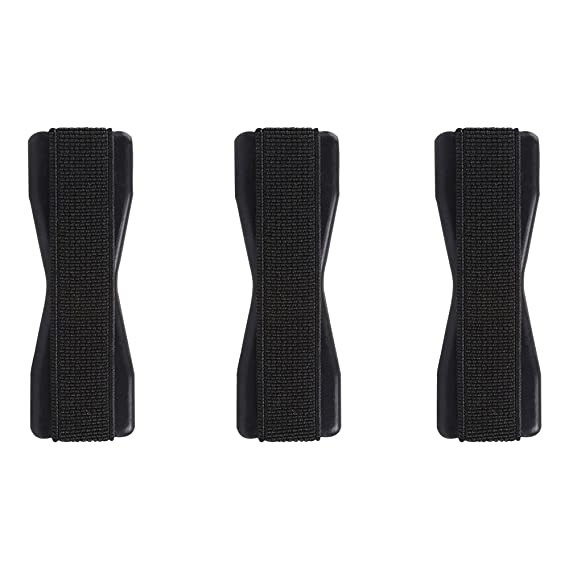 9d23af175 [3 Pack] Universal Anti-Slip Finger Straps Phone Secure Grip Straps Finger  Grips