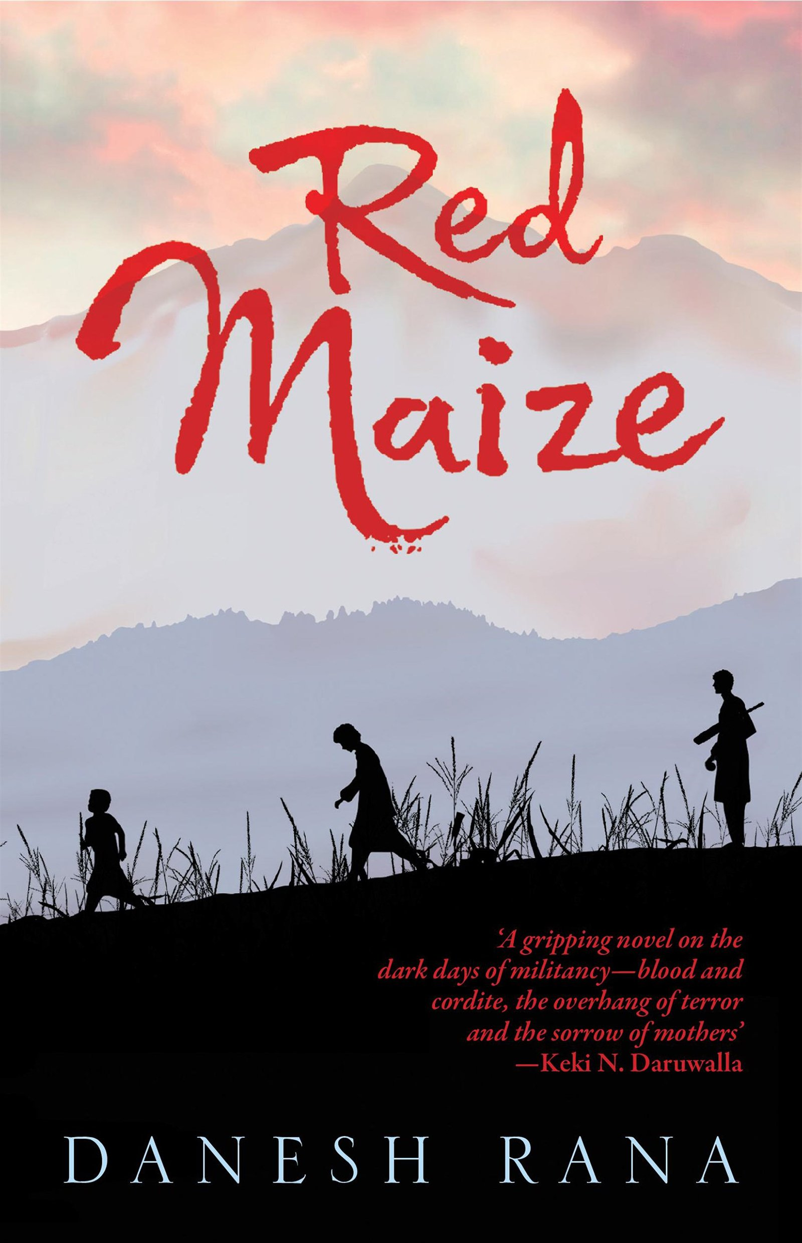 Red Maize Paperback – March 22, 2016