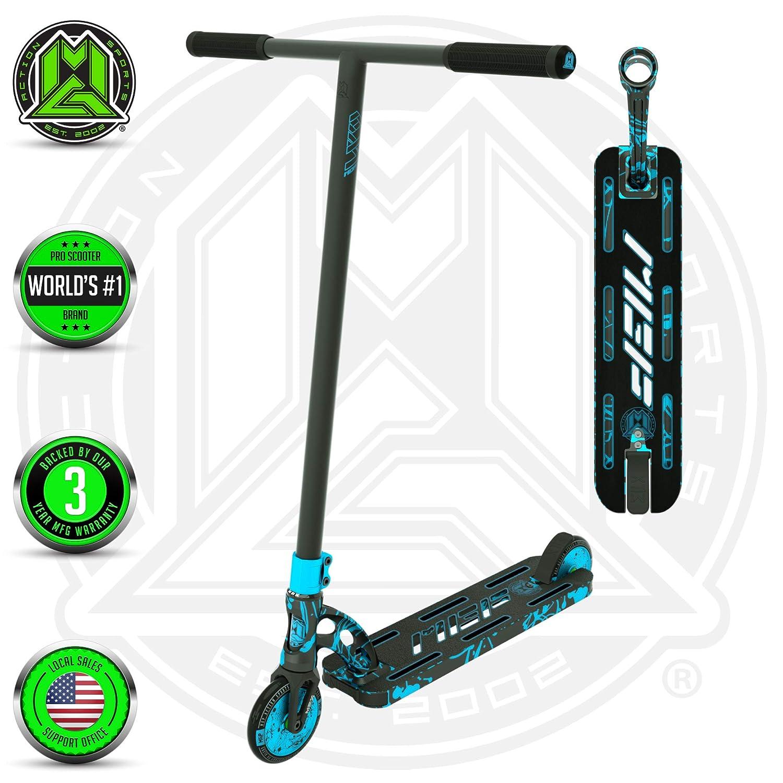 Amazon.com: Madd Gear MGP Action Sports VX9 Nitro (Blue ...