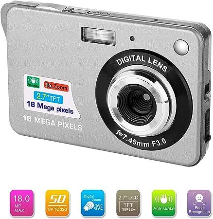 Bosszi Digitalkamera Für Kinder Kompakte Digitale Kamera