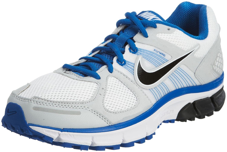 huge discount bc332 90f3e Nike Air Pegasus Plus 28 - White Black Blue - 7.5, White black blue   Amazon.co.uk  Shoes   Bags