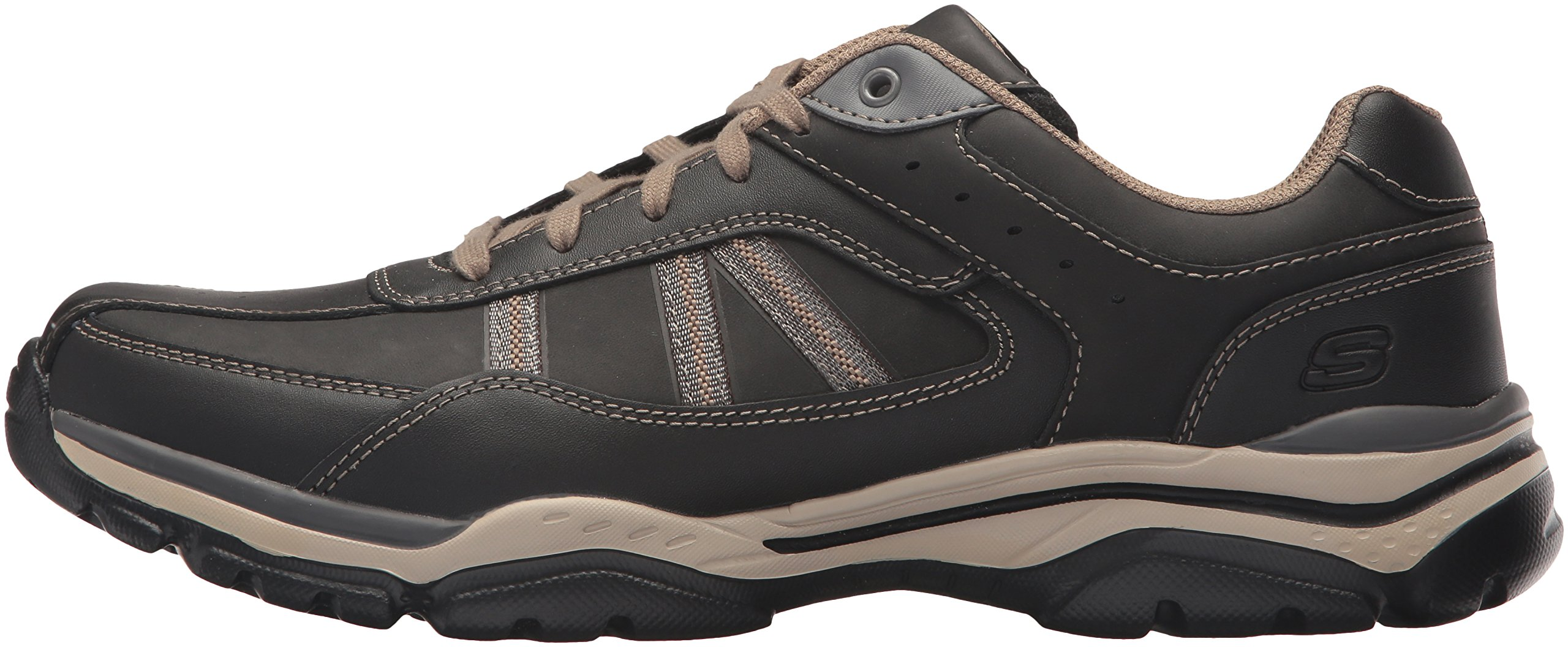 3be79b47334ea Skechers Men's Relaxed Fit-Rovato-Texon Oxford < Shoes < Clothing, Shoes &  Jewelry - tibs