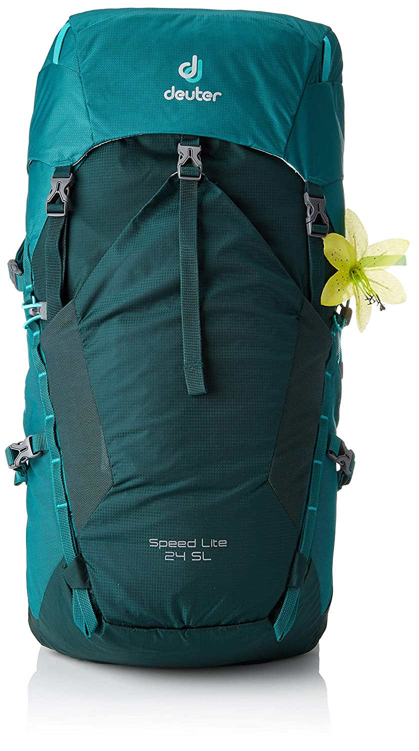 Deuter Speed Lite 30 SL, Zaino Unisex-Adulto, verde (Forest-Alpineverde), 64 Centimeters