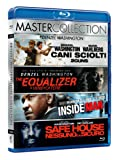 Denzel Washington Collection (4 Blu-Ray)