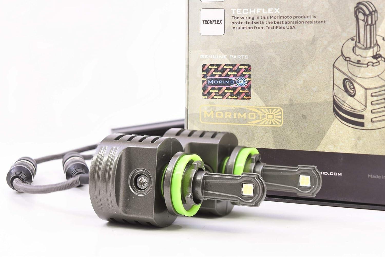 Morimoto 2stroke Led Headlight Bulbs H11 Automotive Trs 9007 Wiring Harness Issues Wrx