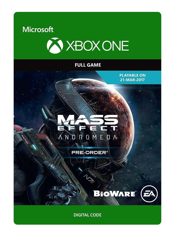Mass Effect Andromeda - Pre-load - Xbox One Digital Code