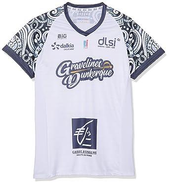 BCM Gravelines Dunkerque - Camiseta Oficial de Baloncesto ...
