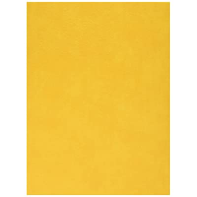 "Stick It Felt 9""X12""-Yellow, Pack of 6: Arts, Crafts & Sewing"