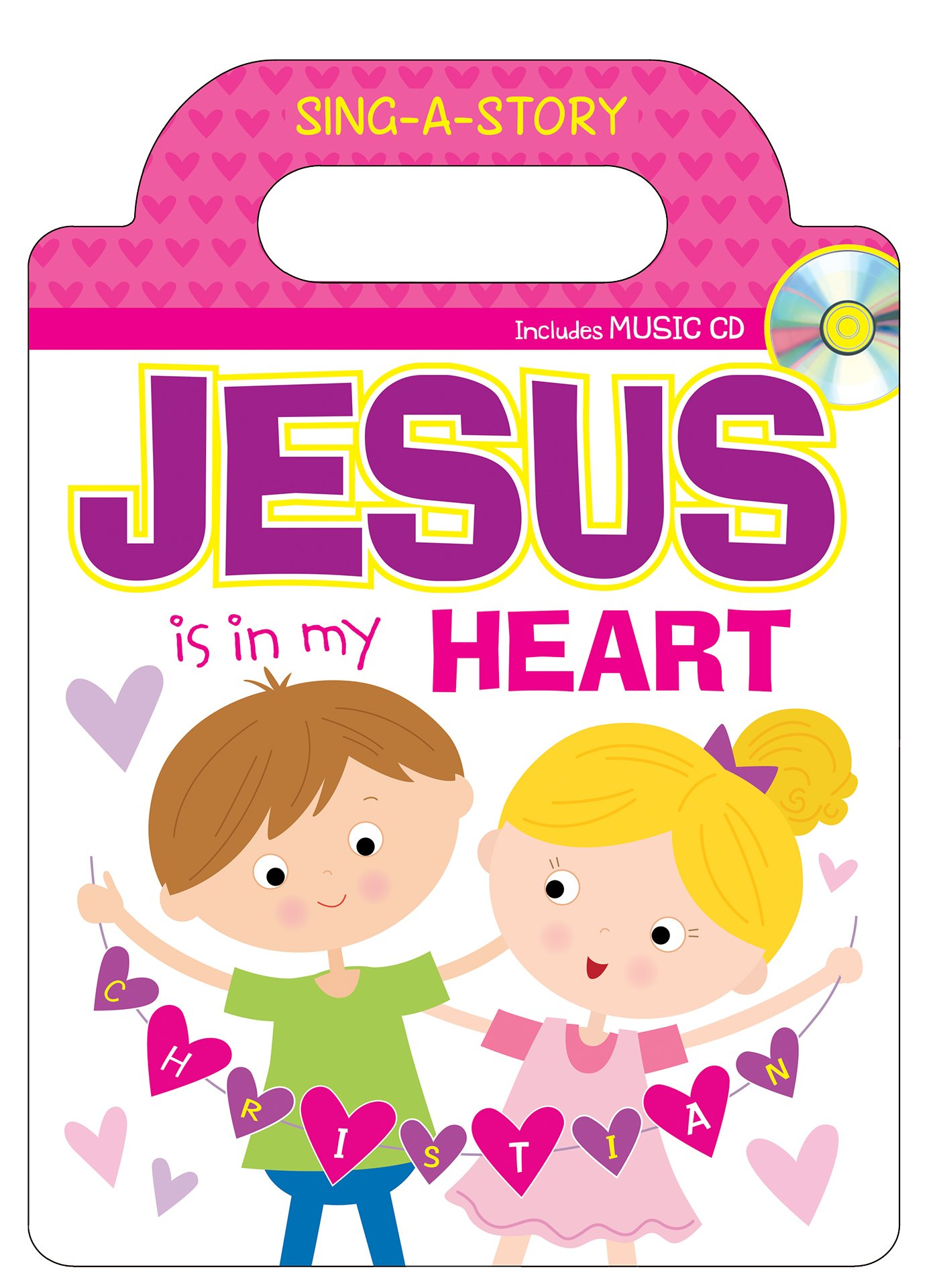 Jesus Is in My Heart Sing-A-Story Book Let\'s Share a Story: Amazon ...