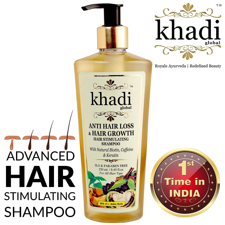 Khadi Global Anti Hair Loss and Hair Growth Stimulating