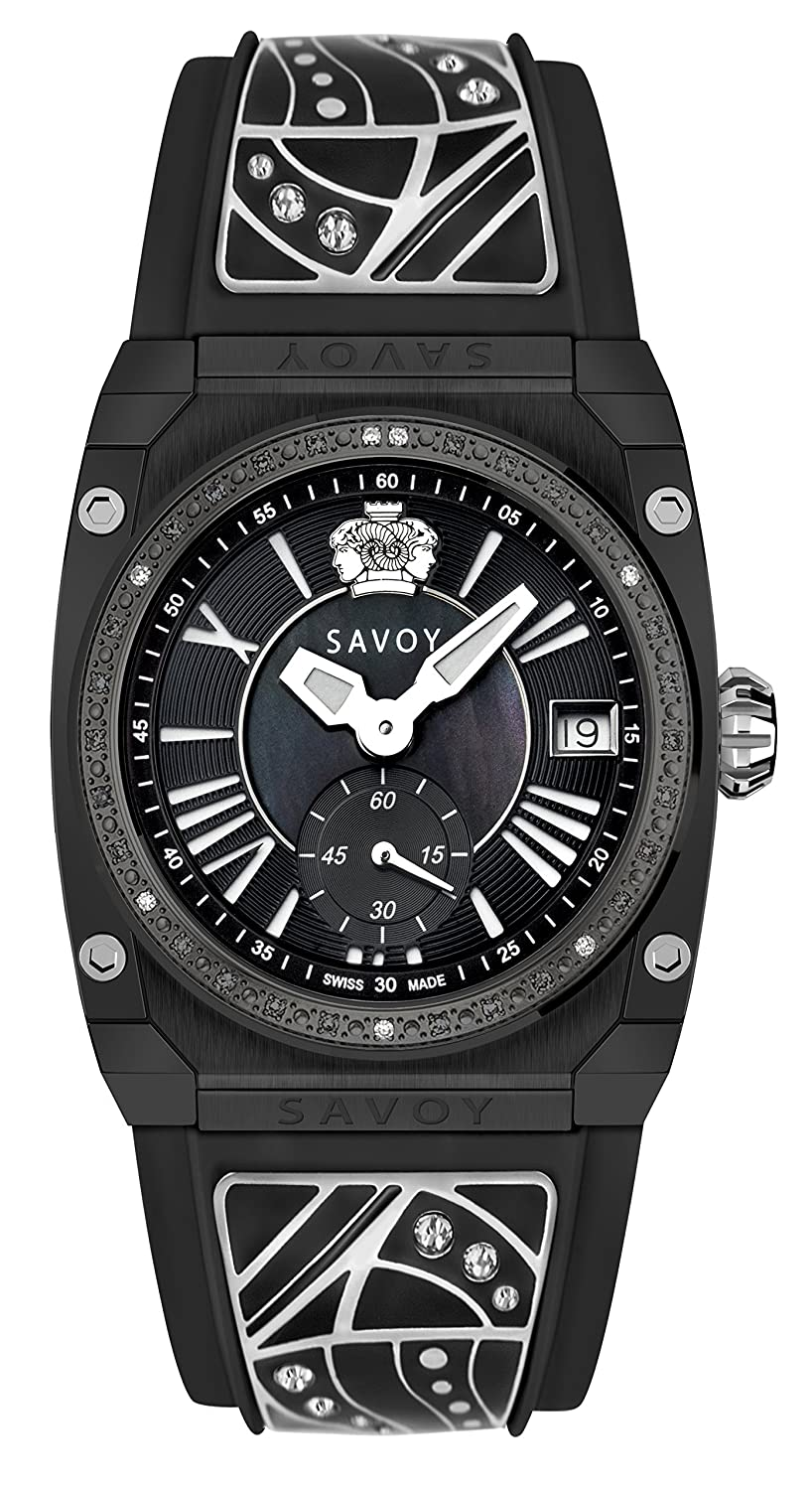 Savoy Watches   -Armbanduhr     Silikon C2110A.02C.RB17