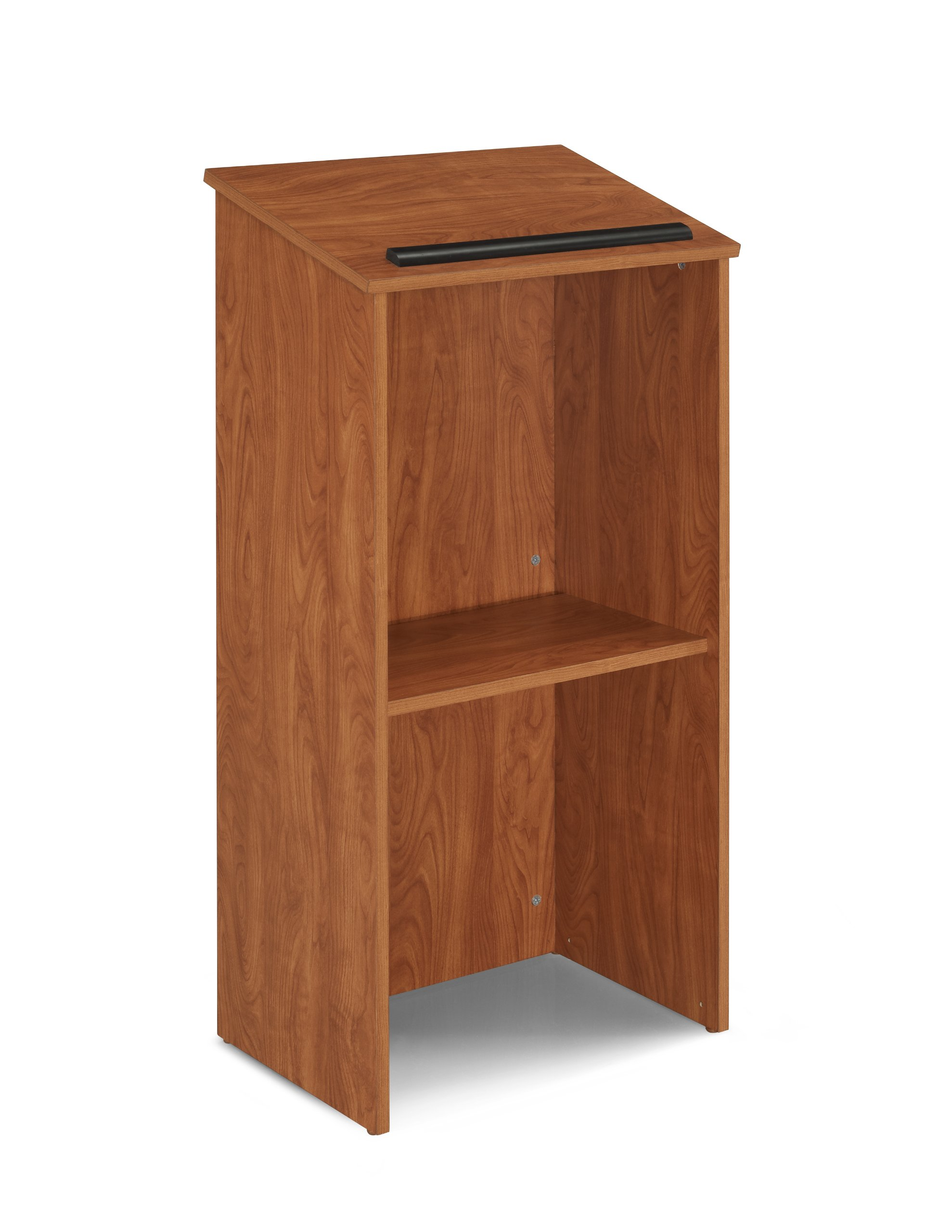 Oklahoma Sound 222-CH Full Floor Lectern, Cherry