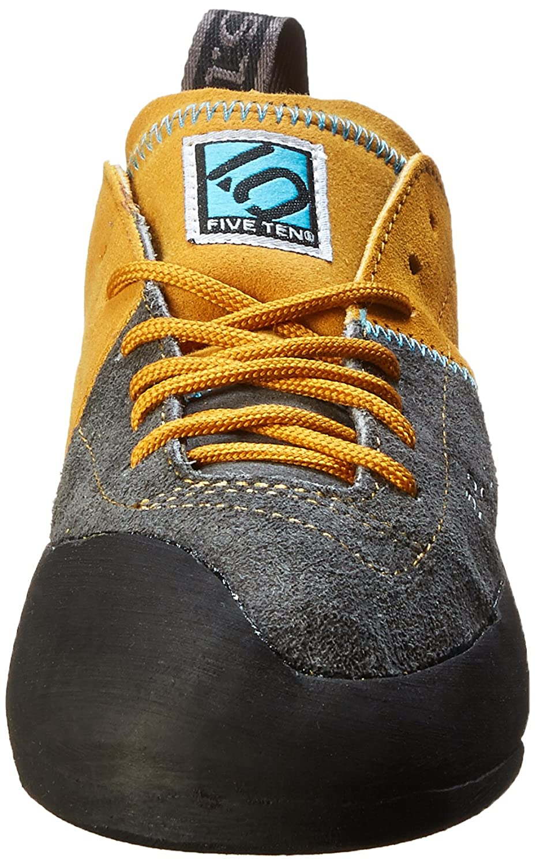 Five Ten Women's Rogue Lace-Up Climbing Shoe B00IDNUDT4 4 B(M) US|Zinnia/Charcoal