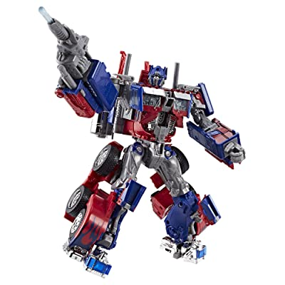 Transformers Movie Anniversary Edition Optimus Prime ( Exclusive): Toys & Games