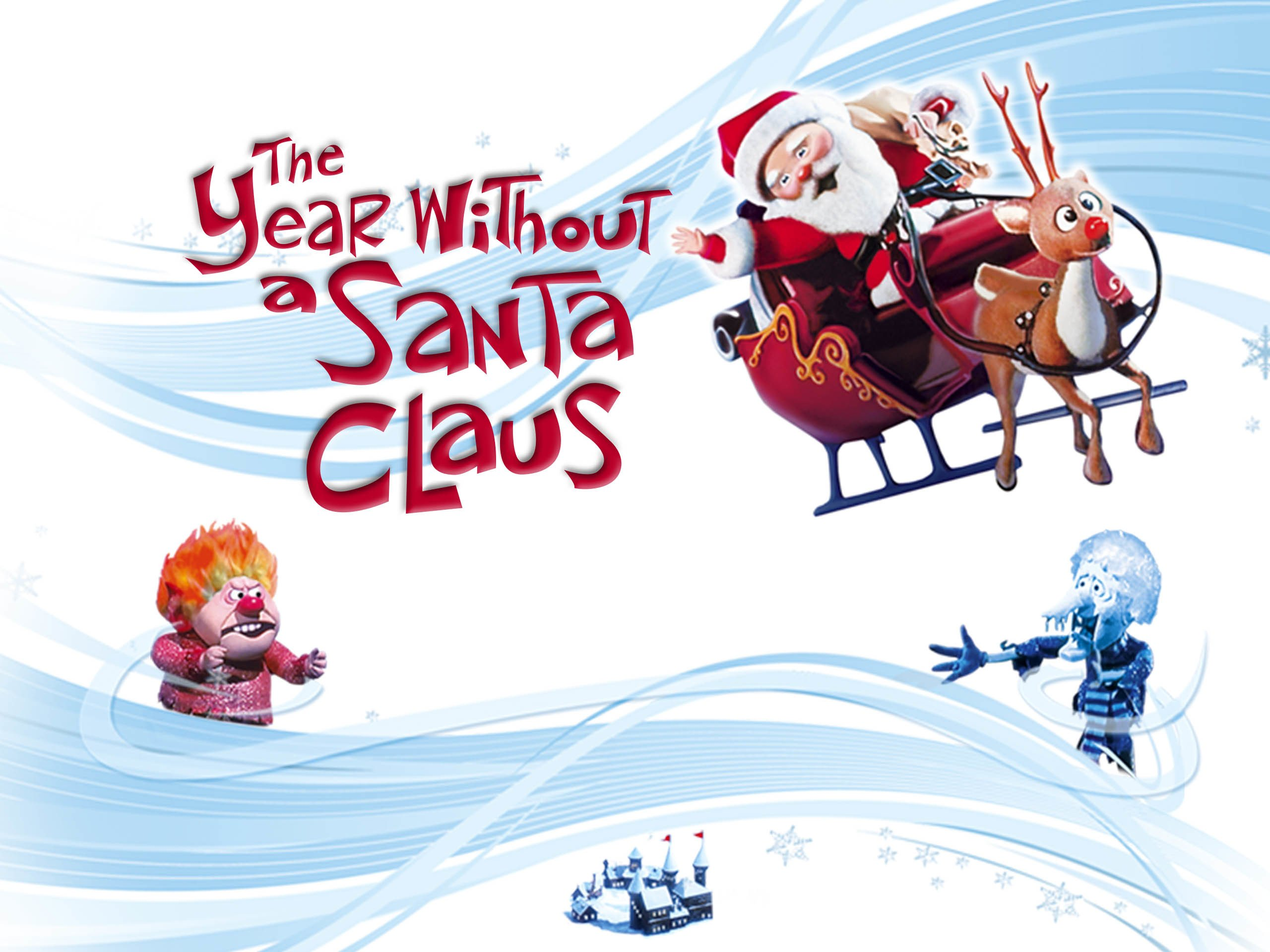 amazoncom the year without a santa claus - Santa Claus Santa Claus Santa Claus