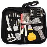 Baban Montre Kit, Montre Tool,144Pcs Outil de Réparation Montre Kit Professionnel D'horlogerie
