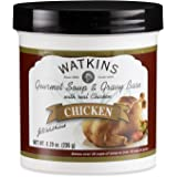 Watkins Chicken Soup and Gravy Base Net Wt 8.29oz (235g)