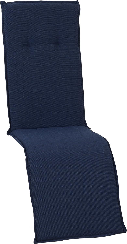 Comodi Comfort di Seduta Relax sedie Circa 48 x 172 cm beo P113 Belize RE Saumauflage per LAlta qualit/à e Facile da Pulire Spessore di Circa 5 cm