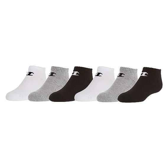 Champion Kids Big 6-Pack Socks Low Cut