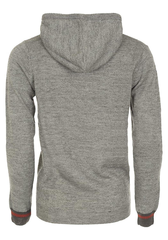 !Solid Karik men, sweater, grey