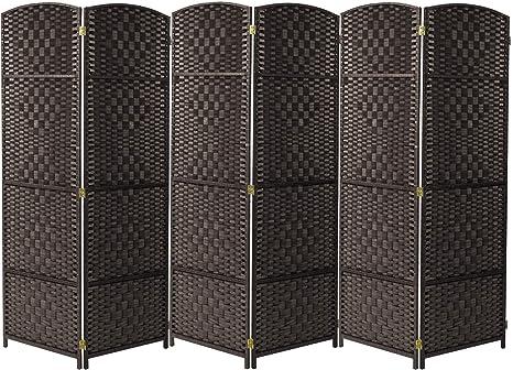 Amazon.com: Sorbus - Separador de habitación con pantalla de ...
