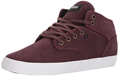 Amazon.com  Globe Motley Mid Skate Shoe  Shoes 11cad5f96bd