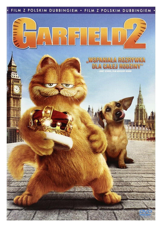 garfield 2 the movie full movie in english