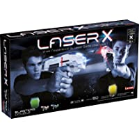 Lansay–Laser X Doppia, 88016, Grigio