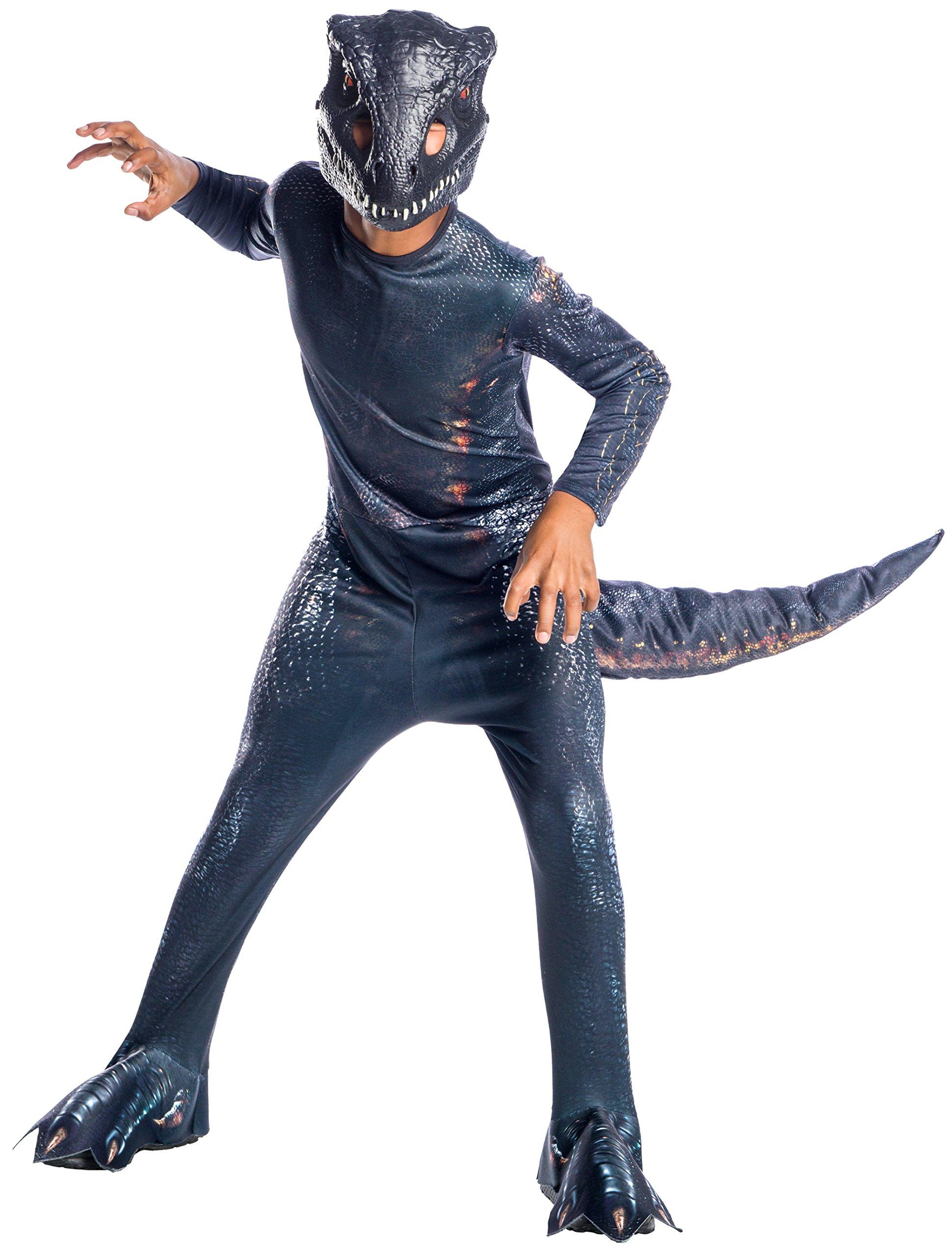 Rubie's Unisex-Children Child's Indoraptor Costume, Small