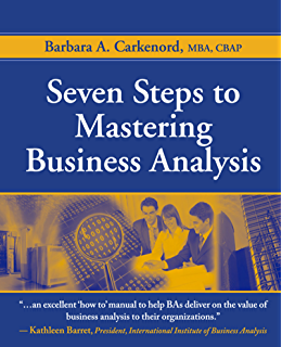 Amazon com: How to Start a Business Analyst Career: The handbook to