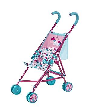 Amazon.es: C Y P Silla DE Paseo con Bolsa para BEBÉS Baby Born Rosa Y Azul 1423489: Juguetes y juegos