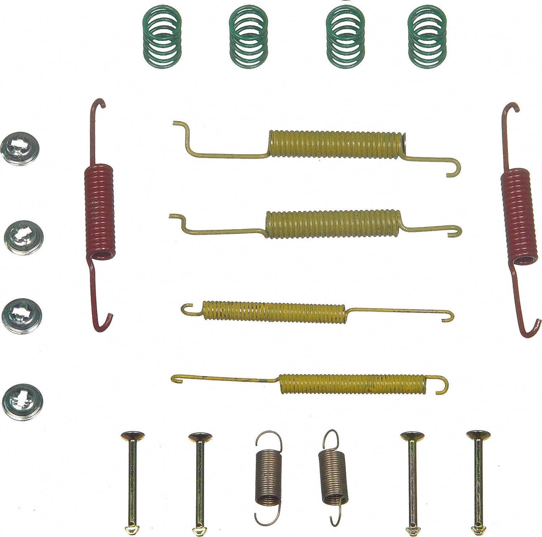 Wagner H17193 Rear Drum Brake Hardware Kit