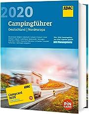 ADAC Campingführer Deutschland & Nordeuropa 2020