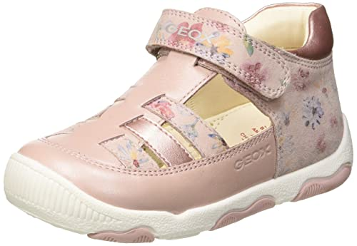 Geox Baby B New Balu Girl s A Low-Top Sneakers  Amazon.co.uk  Shoes ... 2303a3c0ccb