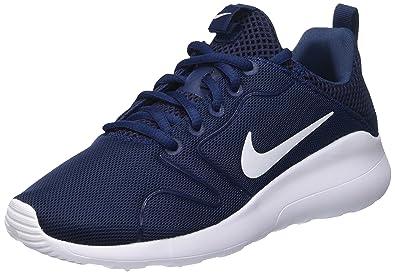 Nike Damen Kaishi 2.0 Laufschuhe, 833666, Blau (Midnight Navy/White),